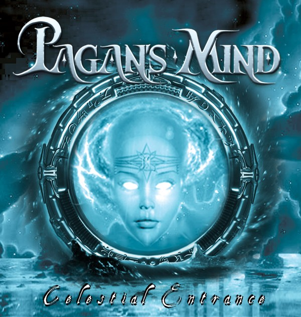 Pagans Mind - Celestial New Stargate Cover